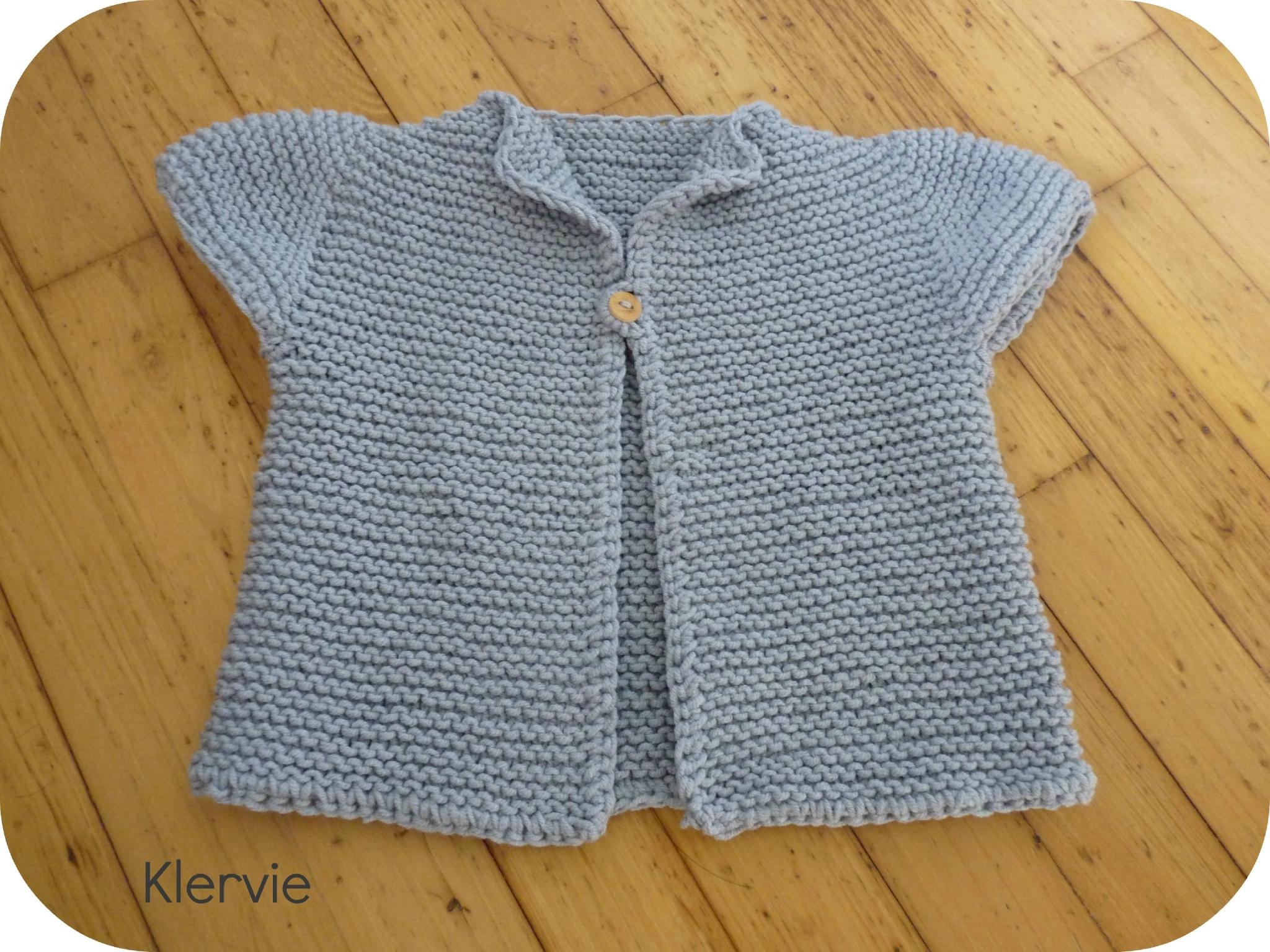 Mod le tricot gratuit b b 18 mois - Bureau bebe 18 mois ...